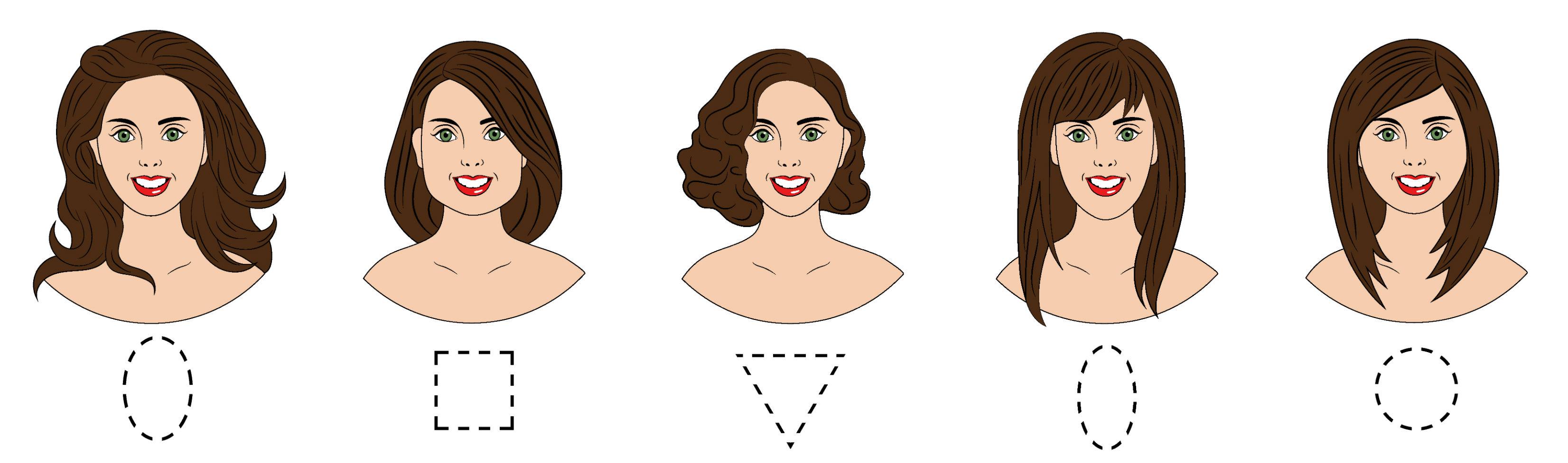 fryzury do kształtu twarzy