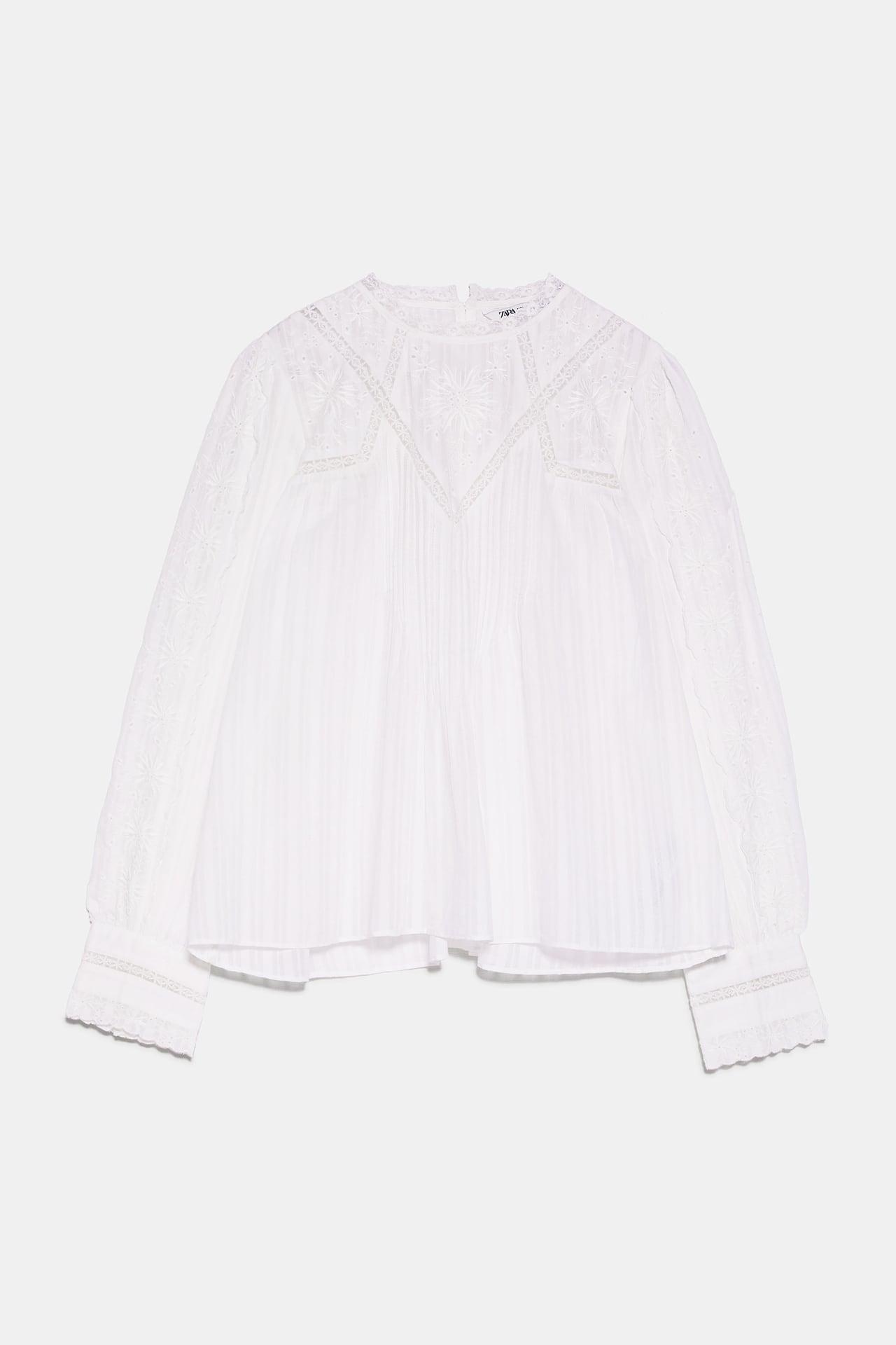 modna bluzka zara