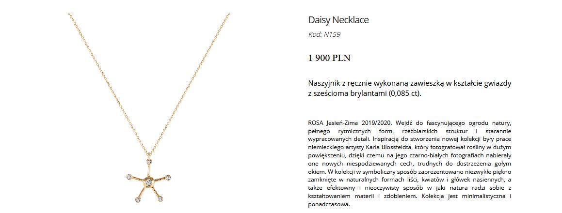 Screenshot_2020-10-06 Daisy Necklace- ręcznie wykonany złoty naszyjnik z brylanatami