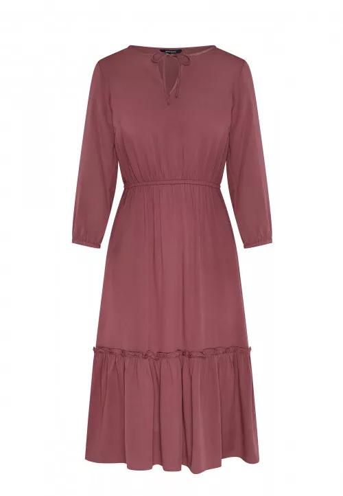 Screenshot_2020-10-22 Wiskozowa sukienka z falbaną Rozmiar 44 Kolor W2093X00