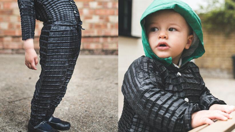 Proteza piersi z aplikacji i ubranie, które rośnie razem z dzieckiem. Zobacz najciekawsze projekty na Łódź Design Festival