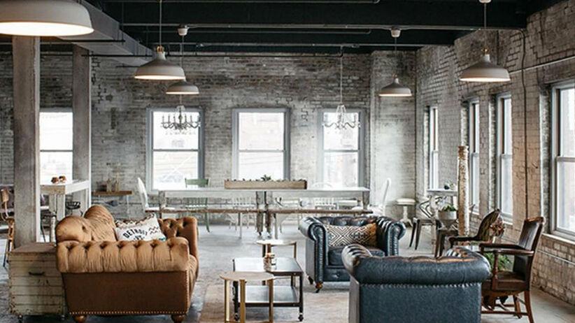 styl loftowy jak urządzić mieszkanie