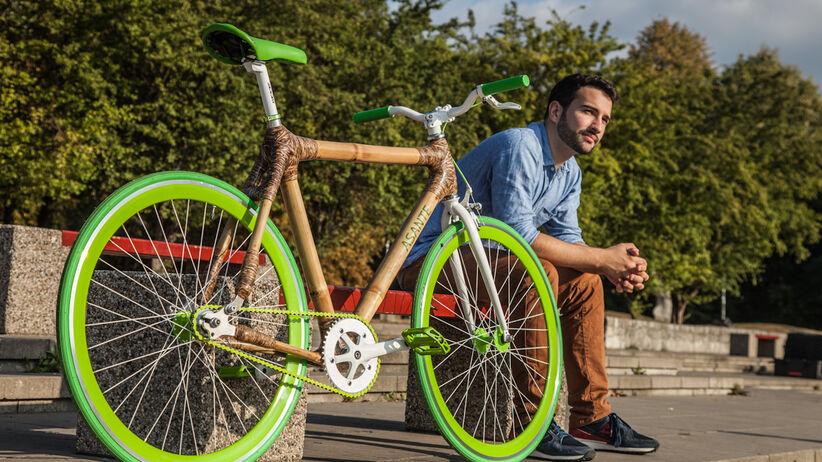 Asante rowery bambusowe