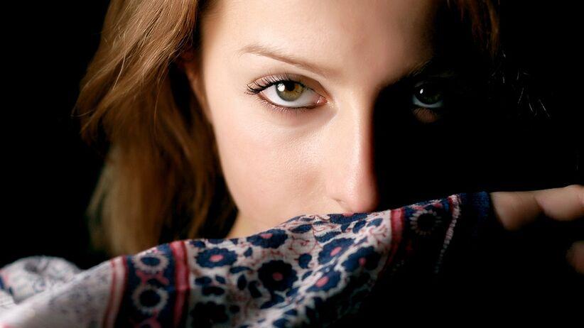 tajemnicza kobieta