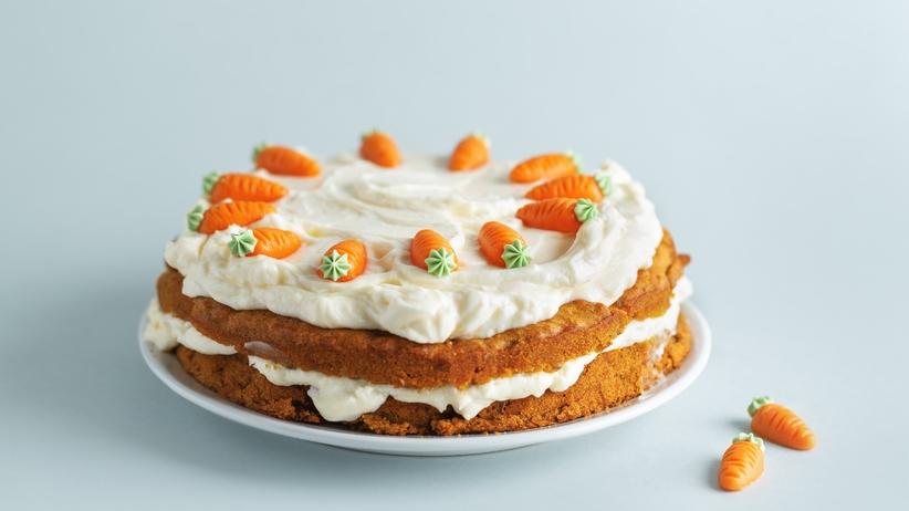 Ciasto marchewkowe dla cukrzyków