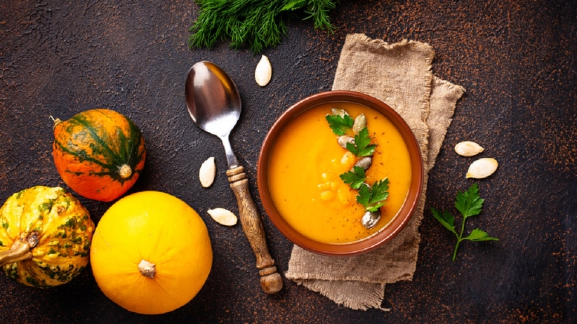 Dynia przepisy pomysły na dania z dyni przygotowanie składniki