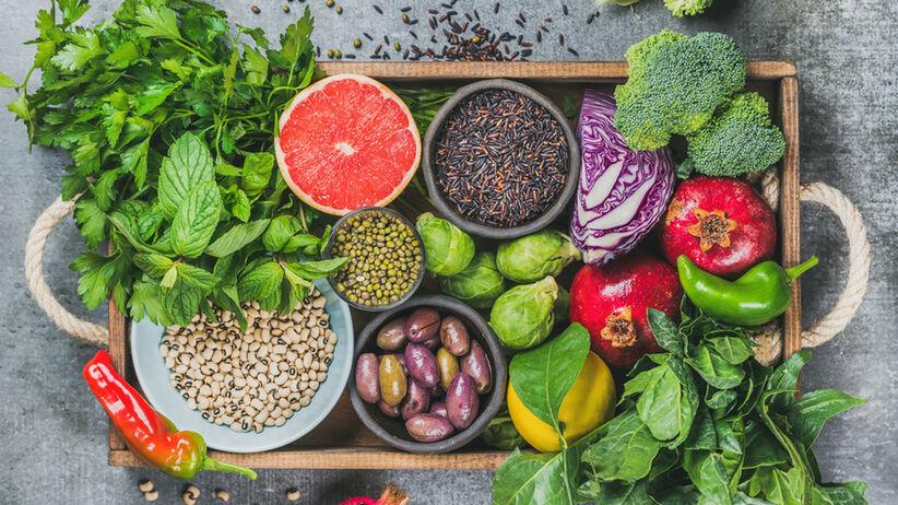 Warzywa bogate w kwas foliowy
