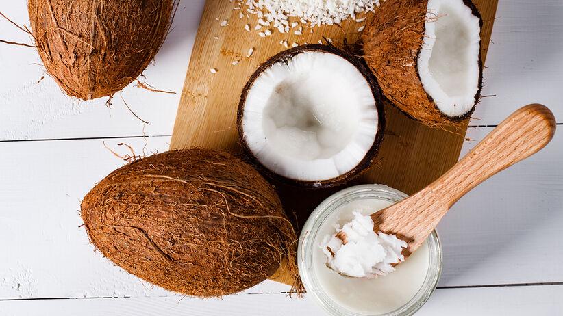Olej kokosowy, właściwości i zastosowanie
