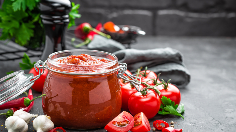 przecier pomidorowy