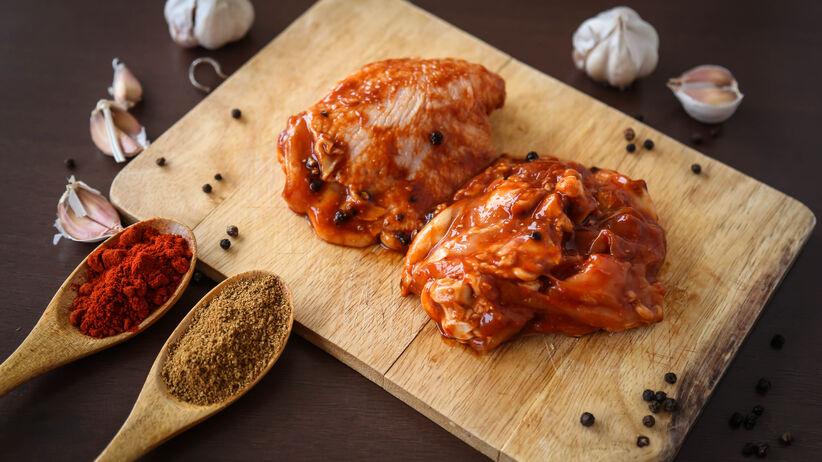 przepis na kurczak marynata