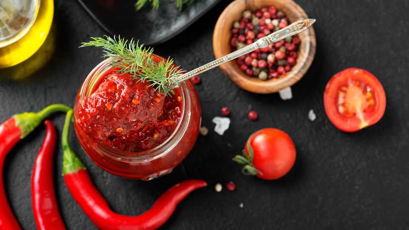 sos paprykowy szybki i smaczny