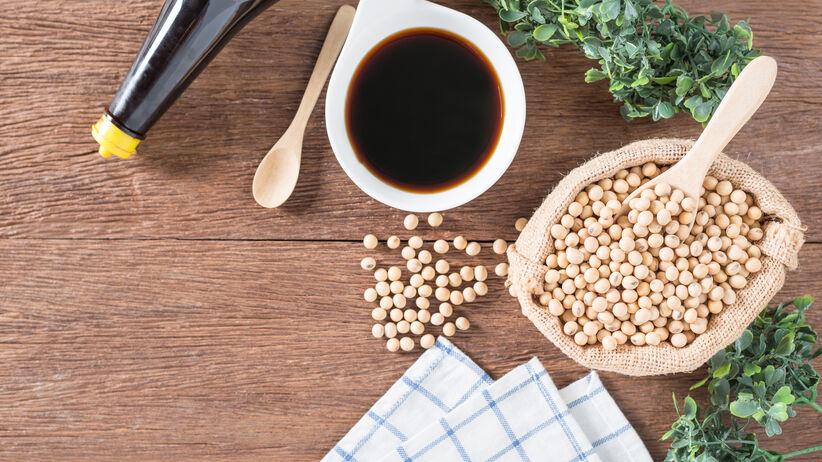 przepis na sos sojowy