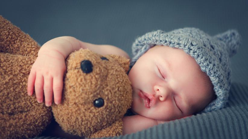 Czy sen, w którym widzisz niemowlę to dla ciebie dobry znak? Przekonaj się!