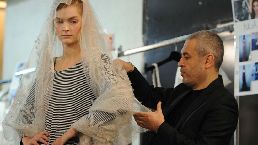 Elie Saab projektuje suknię dla synowej