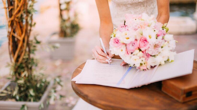 Ślub cywilny