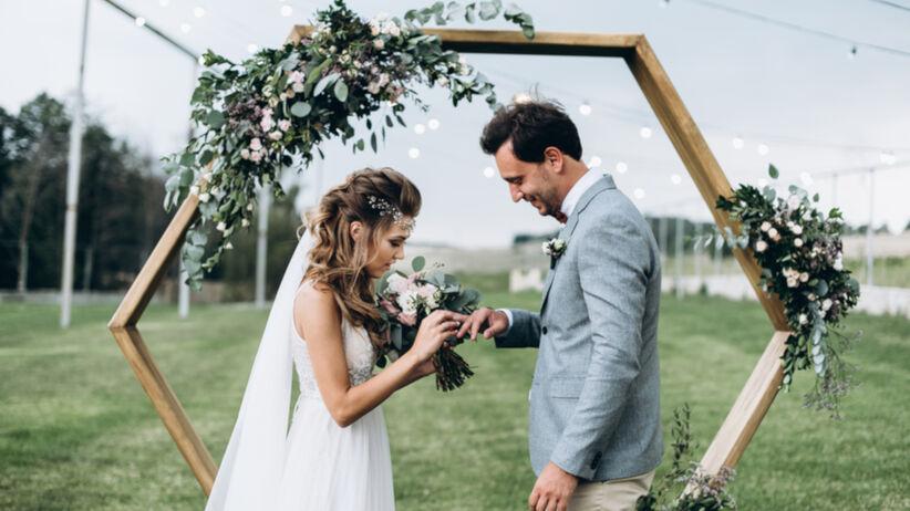 Ślubna etykieta
