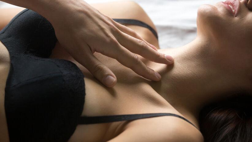 kobieta podczas seksu