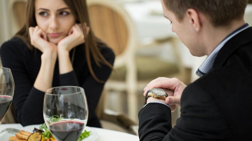 Para na nieudanej randce