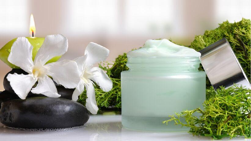 Kosmetyki z algami morskimi