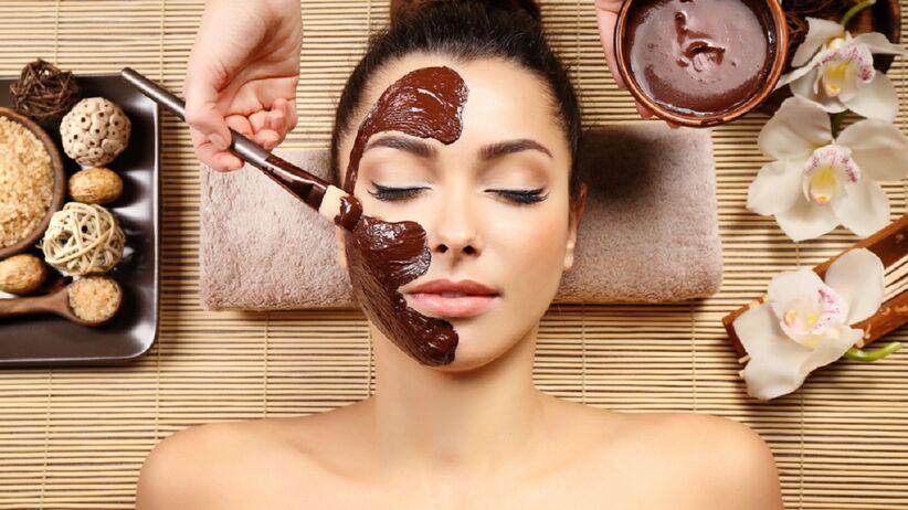 Maseczka z kakao