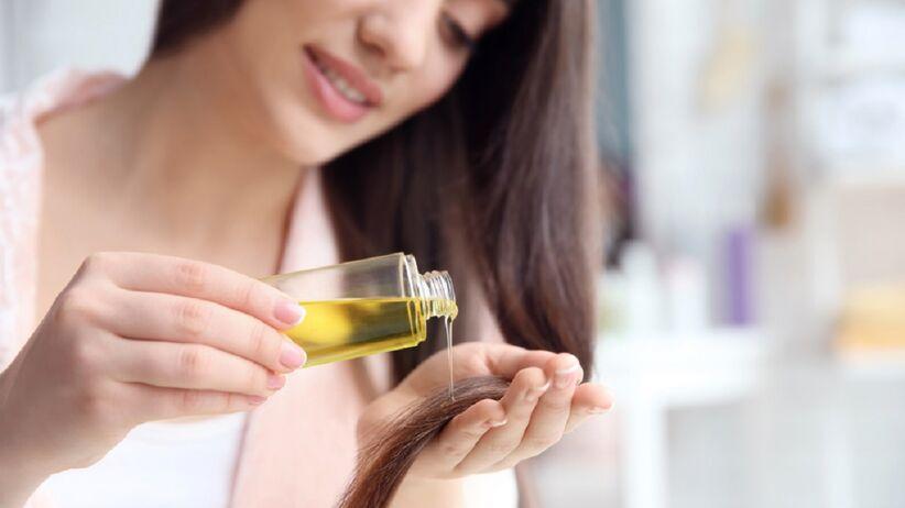 Olej jojoba na włosy