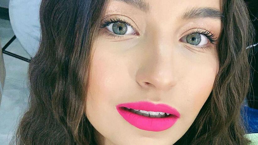 julka wieniawa reklamuje kosmetyki