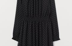 149hm Czarna sukienka H&M, cena: 149 zł