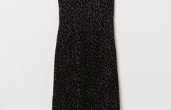 279hm Czarna sukienka H&M, cena: 279 zł