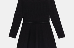 zara199 Czarna sukienka Zara, cena: 199 zł