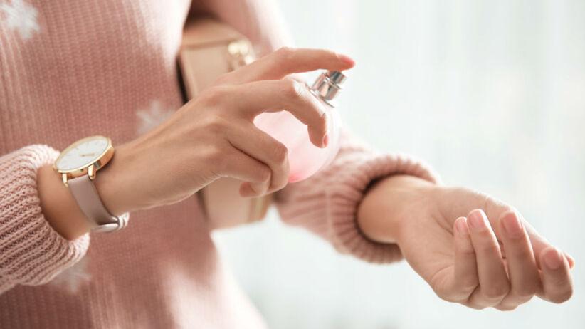 perfumy w hebe na dzień matki