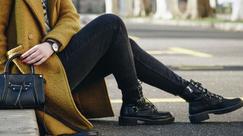modne buty biedronka