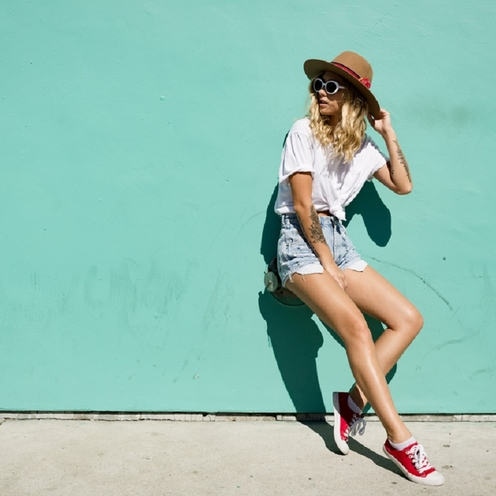 Moda damska na lato
