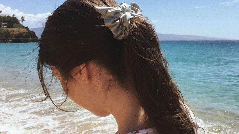 modne gumki do włosów hit na instagramie