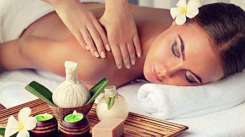 Ajurwenda - masaż