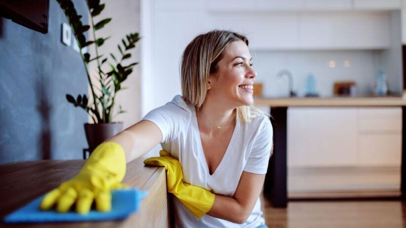 Jak szybko posprzątać mieszkanie?
