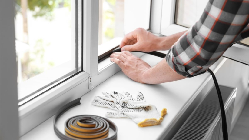 Jak uszczelnić okna?