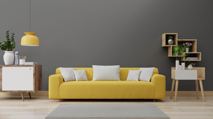 Ultimate Grey i Illuminating to kolory roku 2021. Odśwież wnętrze zgodnie z najgorętszymi trendami