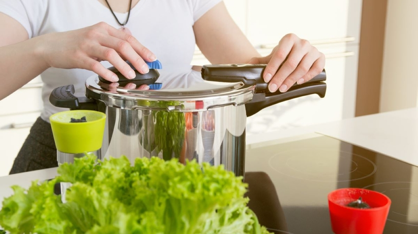 Co można gotować w szybkowarze?