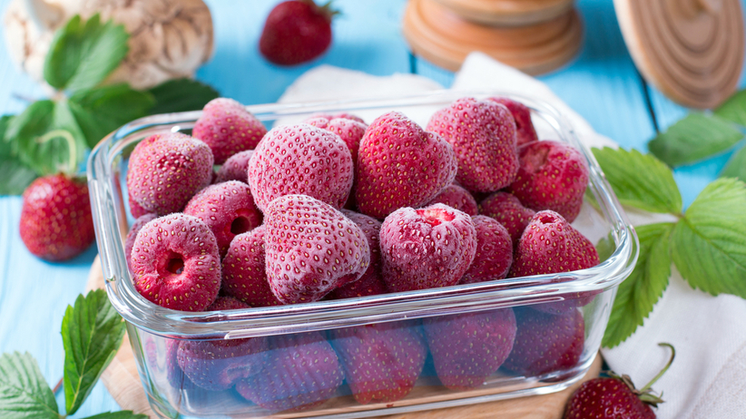 mrozone owoce