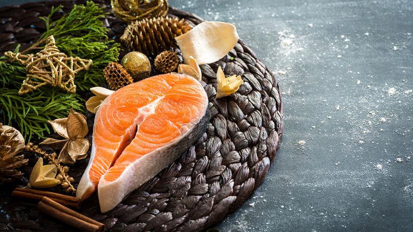 Ryba na Wigilię zamiast karpia na talerzu