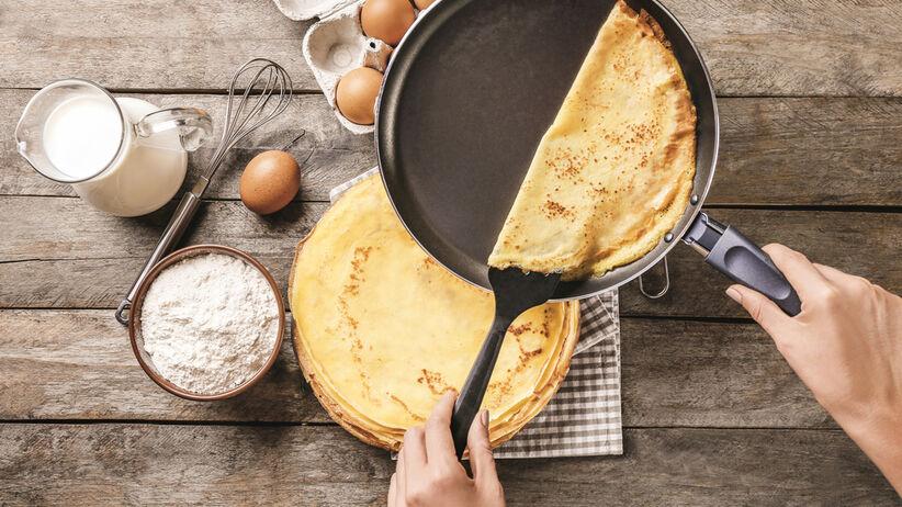 naleśniki przepis fluffy pancakes