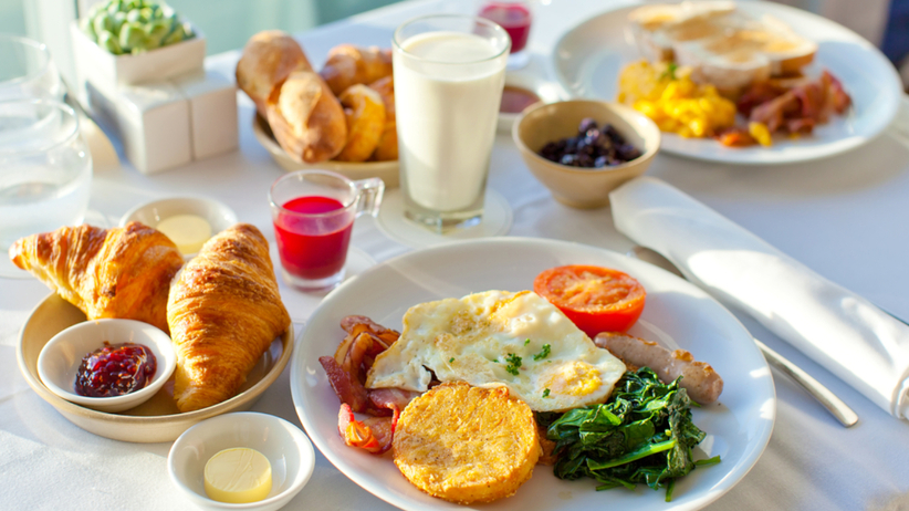 Czego nie powinno się jeść na śniadanie?