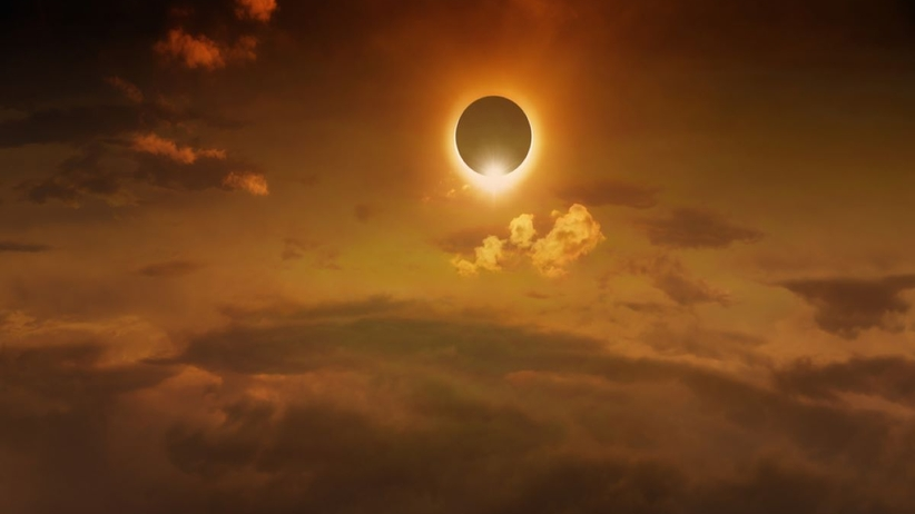 Zaćmienie Słońca to niezwykłe zjawisko