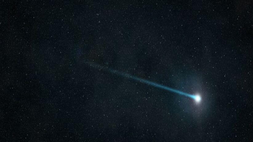 Co oznacza spadająca gwiazda?