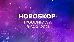 Horoskop tygodniowy od 18 do 24 stycznia 2021 dla wszystkich znaków zodiaku
