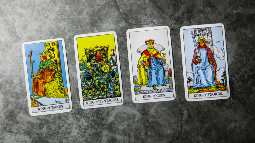 Król Denarów - znaczenie i interpretacja karty tarota. Co oznacza karta tarota Król Denarów?