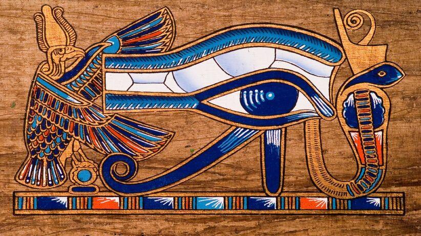 Oko Horusa ma wiele znaczeń