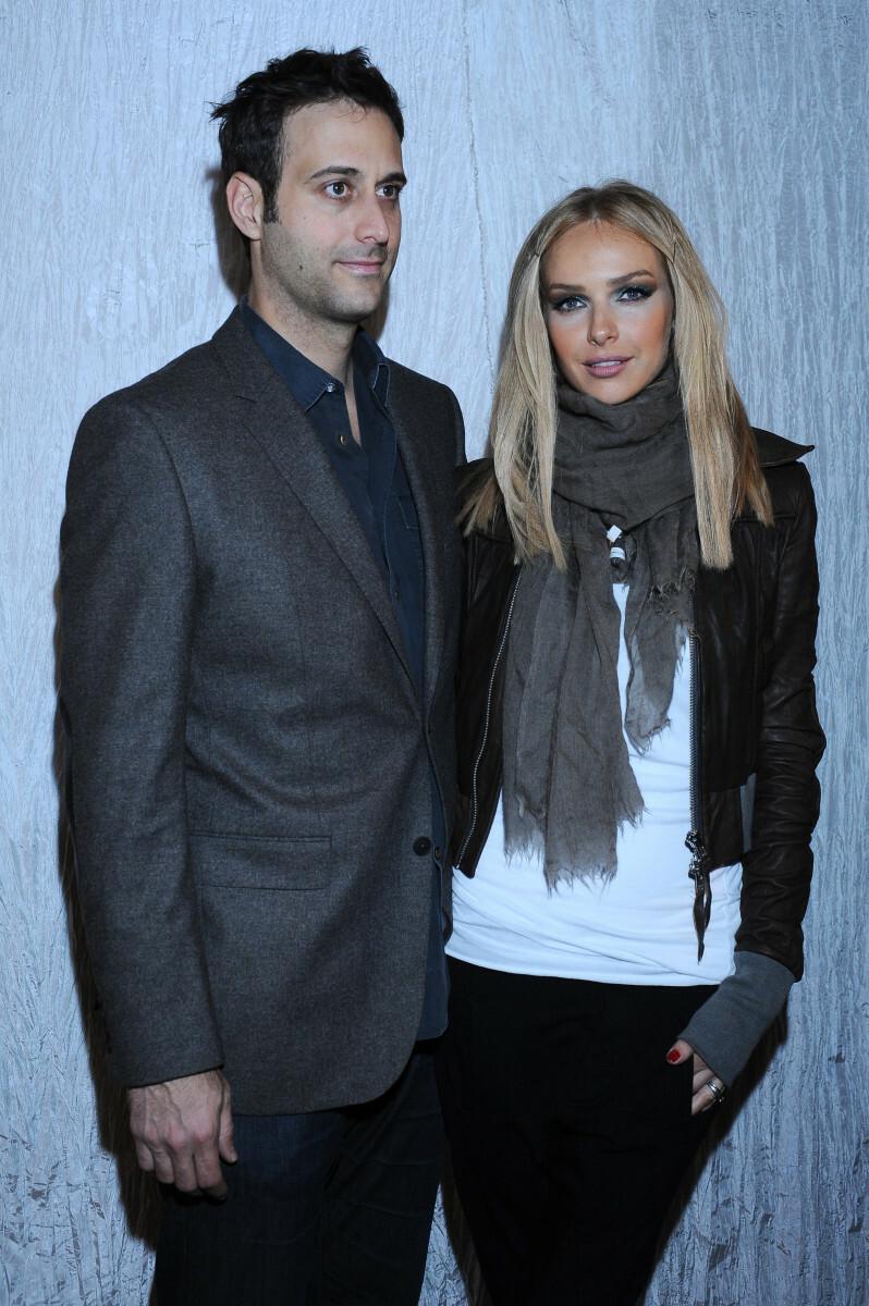 Magdalena Mielcarz i Adrian Ashkenazy