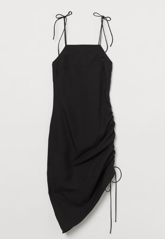 Screenshot_2021-03-31 Sukienka na ramiączkach - Black - ONA H M PL