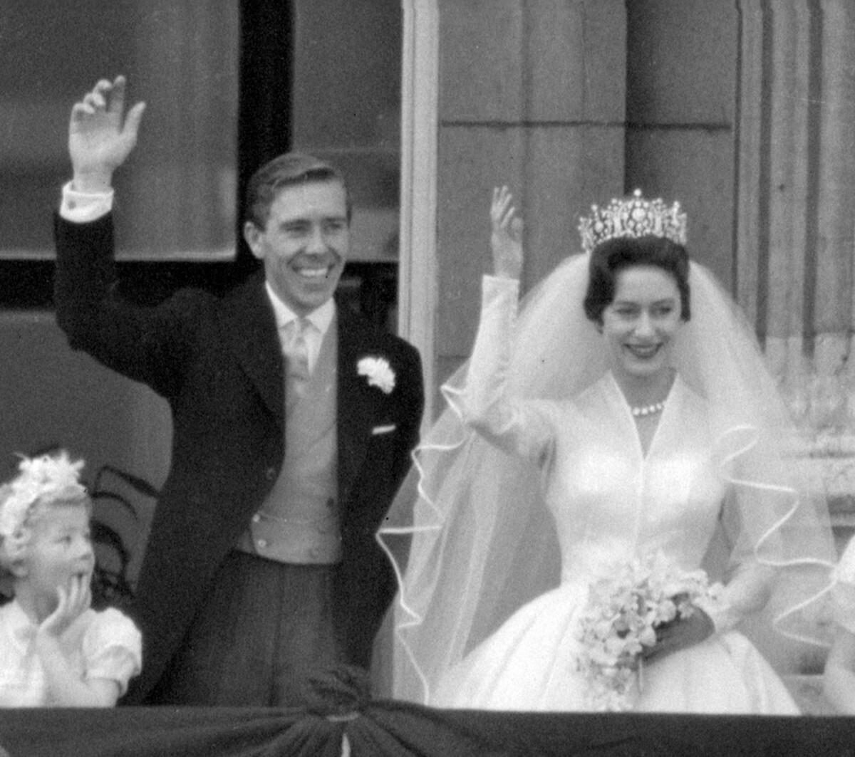 Tiara ślubna księżniczki Małgorzaty